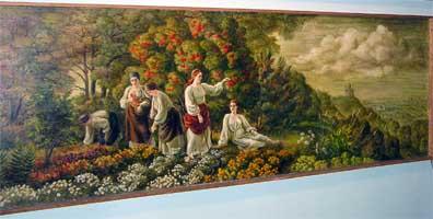 Збір цілющих трав на лисій горі